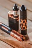 Electronic cigarettes Stock Image