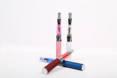 Electronic cigarettes Royalty Free Stock Photo