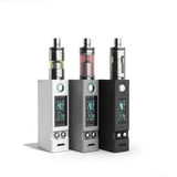 Electronic cigaretts Device box mod to smokeless smoking 3d rend Stock Image