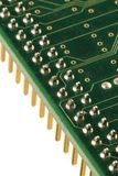 Electronic Circuit Royalty Free Stock Photography