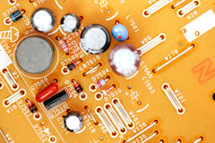 Electronic circuit. Stock Image