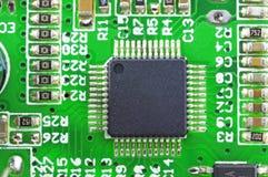 Electronic circuit. Stock Image