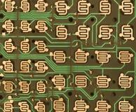 Electronic Circuit Royalty Free Stock Photo