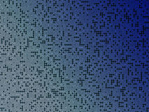 Electronic circuit board. Blue electronic circuit board background Stock Image