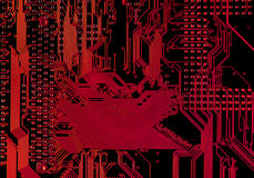 Free Electronic Circuit Board Stock Photography - 23271832