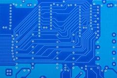 Electronic circuit board Stock Image