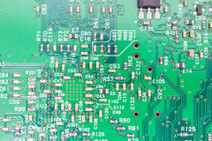 Electronic circuit board Stock Photography