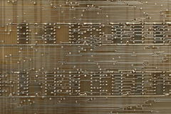 Electronic Circuit Boards. Stock Photography
