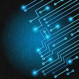 Electronic circuit Stock Photography