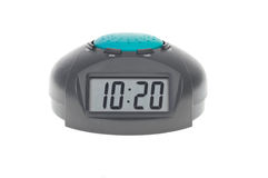 Electronic Clock Stock Photography