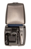 Electronic collection - closeup of hairclipper Stock Image