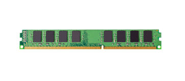 Electronic collection - computer random access memory (RAM) modu Royalty Free Stock Images