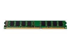 Electronic collection - computer random access memory RAM modu Royalty Free Stock Photos
