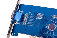 Electronic collection - Computer video capture card Stock Photos
