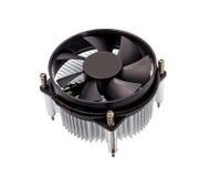 Electronic collection - CPU cooler Stock Photos