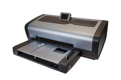 Electronic collection - inkjet printer Stock Images