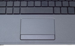 Electronic collection - Modern laptop keyboard without the letters Royalty Free Stock Images