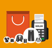 Electronic commerce Stock Photography
