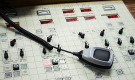 Electronic control board Stock Image