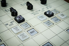 Electronic control board Stock Images