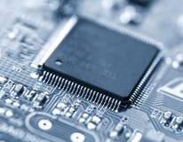Electronic curcuit Stock Photos