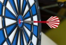 Electronic darts Stock Photos