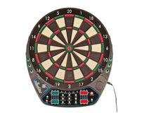 Electronic darts Royalty Free Stock Photography