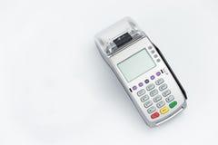 Electronic data capture machine Royalty Free Stock Photo