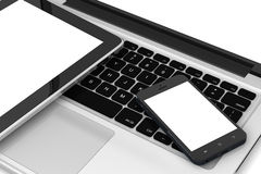 Electronic devices Stock Photography