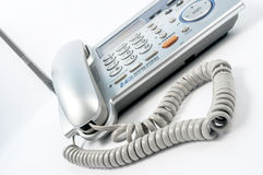 Electronic digital Telephone Royalty Free Stock Photography