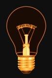 Electronic energy Royalty Free Stock Photo