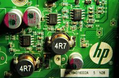 Electronic Engineering, Technology, Electronics, Electronic Component royalty free stock photos