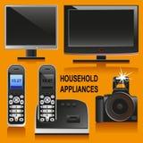 Electronic Equipment Stock Photography