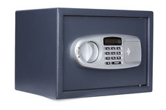 Electronic home safe Royalty Free Stock Photo