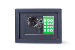 Electronic home safe Royalty Free Stock Images