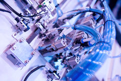 Electronic Industrial Automation Stock Images
