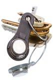 Electronic key Royalty Free Stock Photo