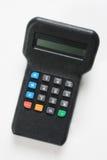 Electronic key pad Stock Images