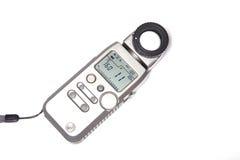 Free Electronic Light Meter. Stock Photo - 14127640