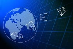 Electronic mail Royalty Free Stock Image