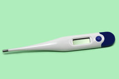 Electronic medical thermometer Royalty Free Stock Images
