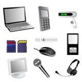 Electronic multimedia Stock Photos