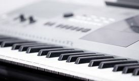 Electronic music instrument Stock Photo