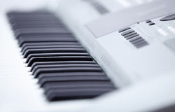 Electronic music instrument Stock Photos