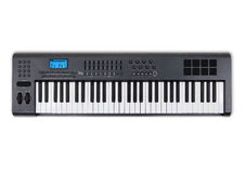 Electronic Music Keyboard Royalty Free Stock Photo