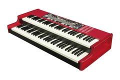 Electronic organ Stock Photo
