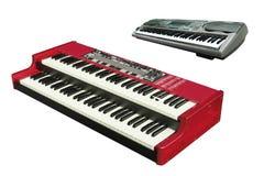Electronic organ Stock Photography