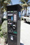 Electronic Parking Meter Stock Images