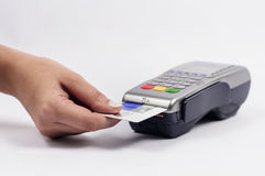 Electronic Payment Royalty Free Stock Photography