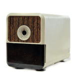 Electronic Pencil Sharpener Royalty Free Stock Photos